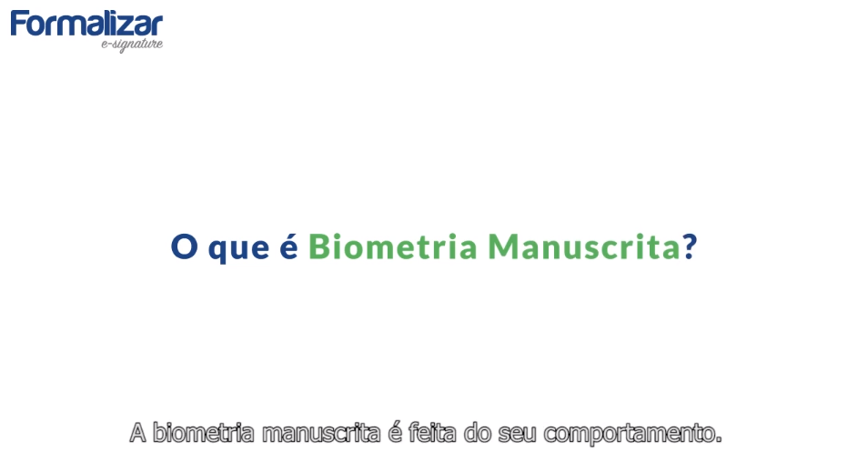 Biometria Manuscrita